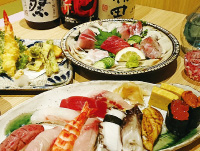 寿司割烹 神庄