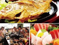 北谷海人の台所お魚屋